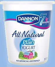 Does yogurt have natural probiotics