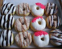 low fat donuts