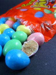 Reeses Pieces Eggs Reviewed