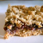 crumble close-up