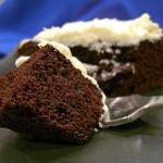 bite of cake