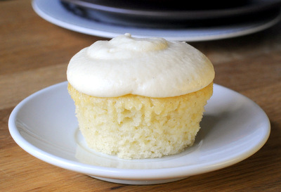 Easy from scratch vanilla cupcake recipes