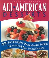 All American Desserts cookbook