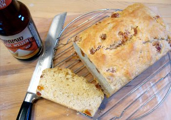 apricot beer bread