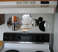 notmartha's mirrored stove