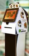 recipe kiosk