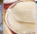 rolling pie crust