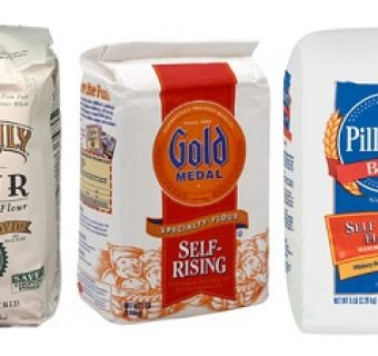 What is self-rising flour?