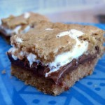 s'more bar cookies