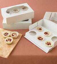 Martha Stewart cupcake boxes