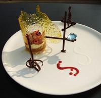 fortress dessert