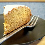 slice o' honey cake