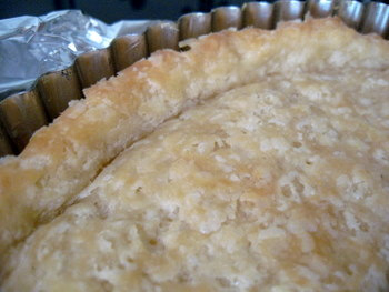 pate brisee tart crust