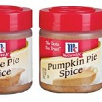 Apple and Pumpkin Pie Spices