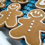 plain ol' gingerbread men