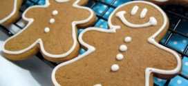 Holiday Gingerbread Cookie Contest!