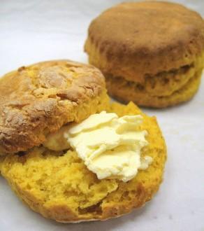 Sweet Potato Scones | Baking Bites