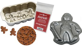 gingerbread baking stuff