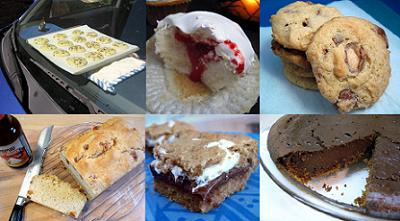 2007 recipe collage