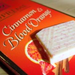 Cinnamon & Blood Orange white chocolate