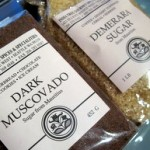 demarra and muscovado sugar
