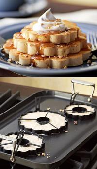 Fill n' Stack Pancakes
