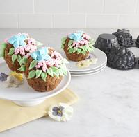 Flower Basket Cake Pan