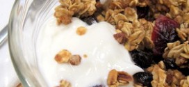 Mix-n-Match Applesauce Granola