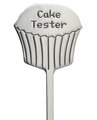 metal cake tester from C&B