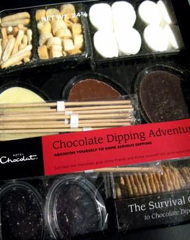 Hotel Chocolat Dipping Adventure