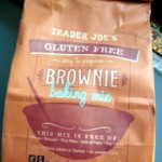 Trader Joe's Gluten Free Brownie Mix