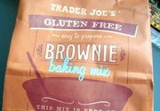 Trader Joe's Gluten Free Brownie Mix, reviewed