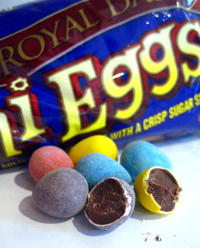 Cadbury Mini Eggs, Dark