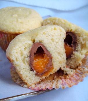 Cadbury Creme Egg Muffins