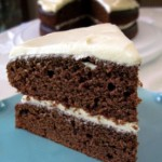 Chocolate Agave Layer Cake