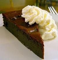 Boca negra - flourless dessert