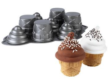 Ice Cream Cone Cupcake Pan