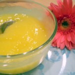Light Lemon Curd