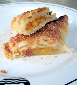 Nectarine Turnovers