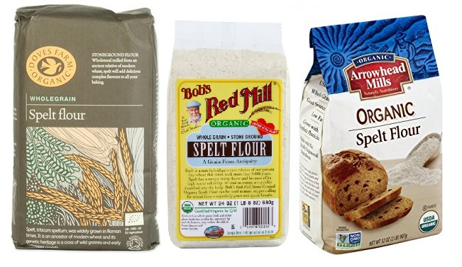What is Spelt Flour and How to Use It - Baking Bites
