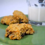 Oatmeal Raisin Carrot Cookies