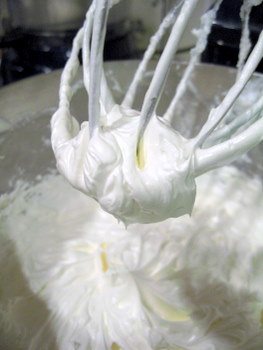 Real Vanilla Bean Buttercream