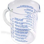Equal Measure Measuring Cup
