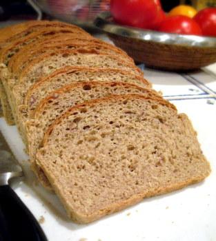 Oatnut Sandwich Bread