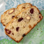 Sweet and Nutty Tea Bread