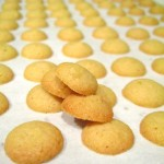 Mini Vanilla Wafer Cookies