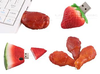 Summer BBQ USB Drives
