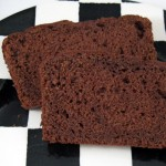 Chocolate Yogurt Loaf Cake