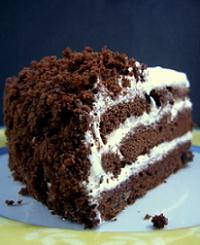A lovely layer cake
