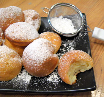Buttermilk Aebleskiver